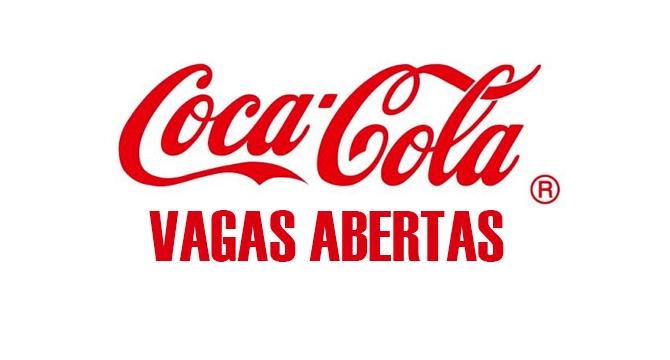 Vagas de Emprego Coca Cola BrasilVagas de Emprego Coca Cola Brasil